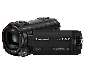 "Panasonic W850 Caméscope numérique Ecran 3"" 12,8 Mpix Zoom optique 20x"