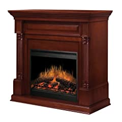 Best Price Dimplex Timothy Mantel Electric Fireplace In Burnished Walnut Best Buy Reviews