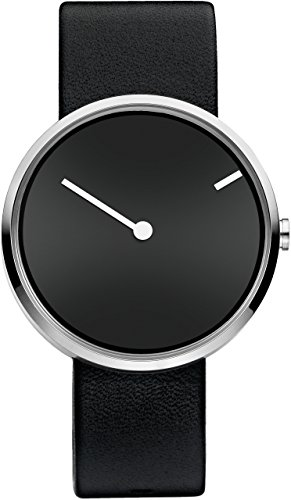 jacob-jensen-unisex-quartz-watch-with-black-dial-analogue-display-and-leather-black-jacob-jensen-cur