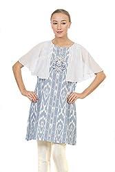 Rinku Sobti Women's Tunic (JUNA10_Blue_XX-Large)