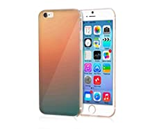 buy Mypolaroid Apple Iphone 6S Plus Case Beauty Luxury [Non-Slip] [Scrath-Resistant]Surface With Hard Tpu Case For Iphone 6S Plus (2015)/ 6S (2014)(New)--Chromatic Shadow