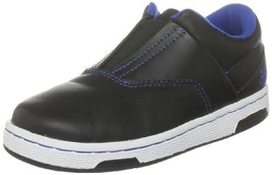 Royal Elastics Knight Fashion Sneaker (Little Kid/Big Kid), Black/Blue, 13 M US Little Kid