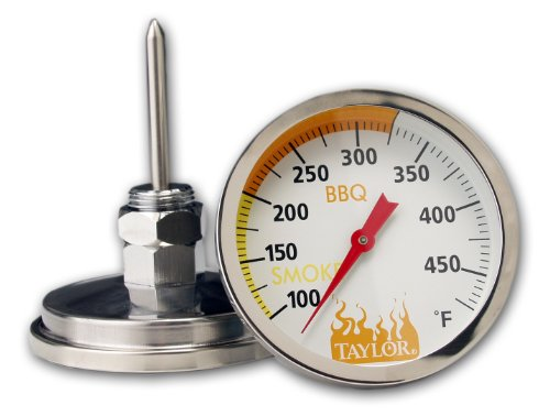 Why Choose The Taylor Weekend Warrior Grill /Smoker Thermometer
