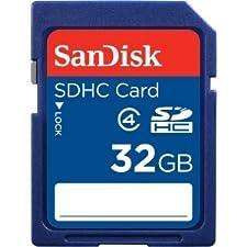 SanDisk SDHC 32GB Memory Card