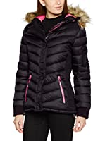 Geographical Norway Abrigo Corto (Negro)