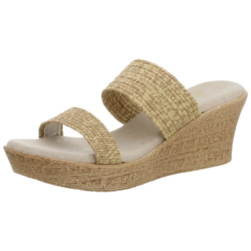 Cheap Island Slipper Women's P 802 Wedge Slide (B000JJN9AU)