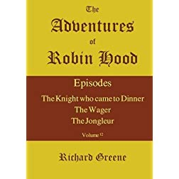 The Adventures of Robin Hood - Volume 12