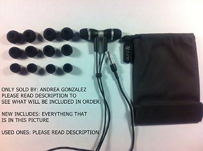 Zune Earbud headphones