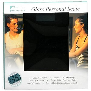 Cheap Wexford Glass Personal Scale, 1 ea (B005KJ397C)