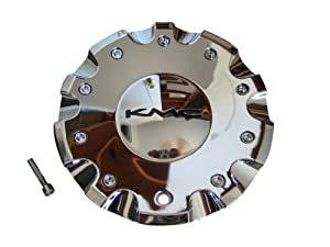 KMC 658 Strike Chrome Wheel Center Cap 1086L185 S708-22