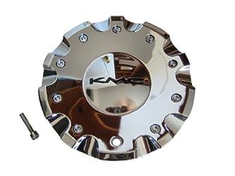 KMC 658 Strike Chrome Wheel Center Cap 1086L185 S708-22