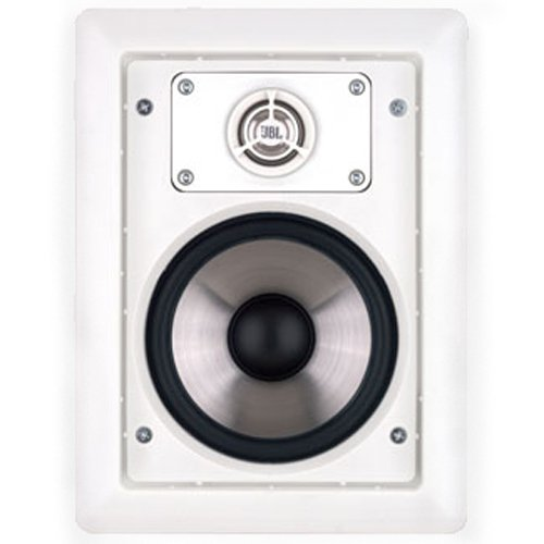 Leviton Aei65 Architectural Edition Powered By Jbl, Pair Of 6.5-Inch In-Wall Speakers