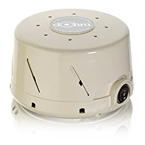 Marpac M1DSUSTN,Natural White Noise (actual fan inside) Sound Machine, Tan (Packaging May Vary)