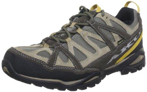 AKU ARRIBA II GTX 632, Scarpe da escursionismo e trekking unisex adulto, Marrone (Braun (Marrone/Giallo 305)), 44.5