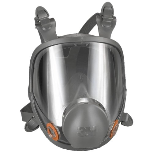 3M Full Facepiece Reusable Respirator 6700, Respiratory Protection, Small (Pack of 1) (Chemical Gas Mask compare prices)