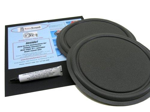 Speaker Passive Radiator Replacement Kit, 10