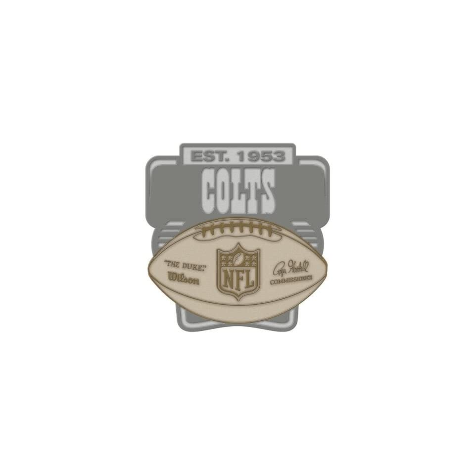 INDIANAPOLIS COLTS OFFICIAL LAPEL PIN