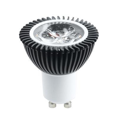 10x 3W Genuine CREE XR-E LED 12V MR16 Downlight Garden Spot Lamp Bulb Cool White