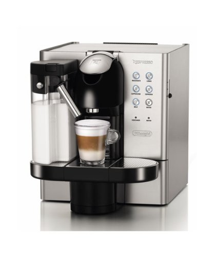 Nespresso by De'Longhi EN720 Pump Espresso Coffee Machine with Autocappucino System