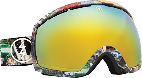 Electric EG2 Snow Goggle, West Side, Bronze/Gold Chrome