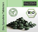 #4: GeoVitalis Bio-Spirulina pure, 4000 Presslinge, 1kg