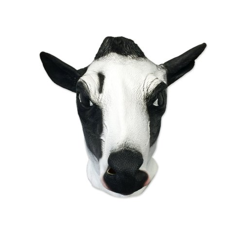 Cow Mask - Funny Animal Masks