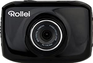 Rollei ActionCam Youngstar HD 720p Digital Camcorder (5 MP, 4x Digital Zoom, 2'' LCD)