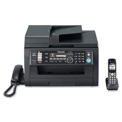 Panasonic Kx. Mb2061 Laser Multifunction Printer . Monochrome . Plain Paper Print . Desktop . Answering Machine/Copier/Fax/Printer/Scanner/Telephone . 24 Ppm Mono Print . 600 X 600 Dpi Print . 24 Cpm Mono Copy Lcd . 600 Dpi Optical Scan . 250 Sheets Input