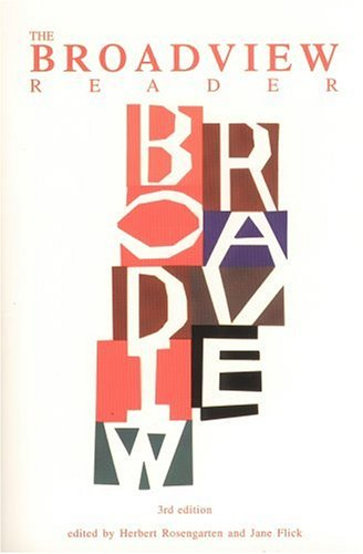 The Broadview Reader, third edition