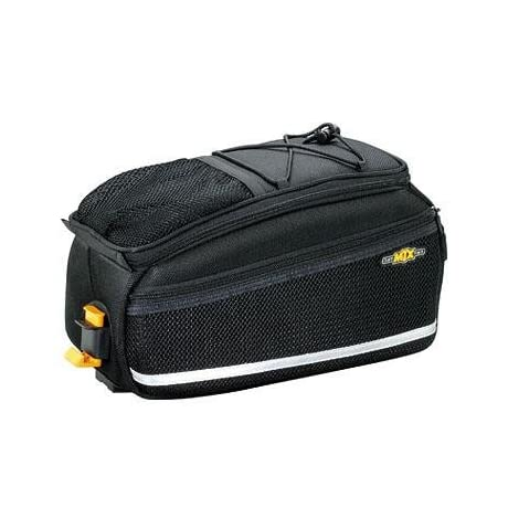 Topeak MTX Bicycle Trunk Bag EX w/ Rigid Molded Panels - Black - TT9631B