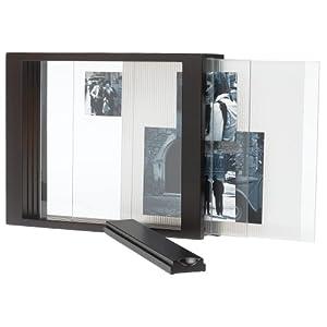 Umbra Ether 10.5 X 8-Inch Frame, Espresso