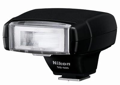 ニコン ニコン スピードライトSB−400 バウンス発光可能スピードライトSB−400 SB-400