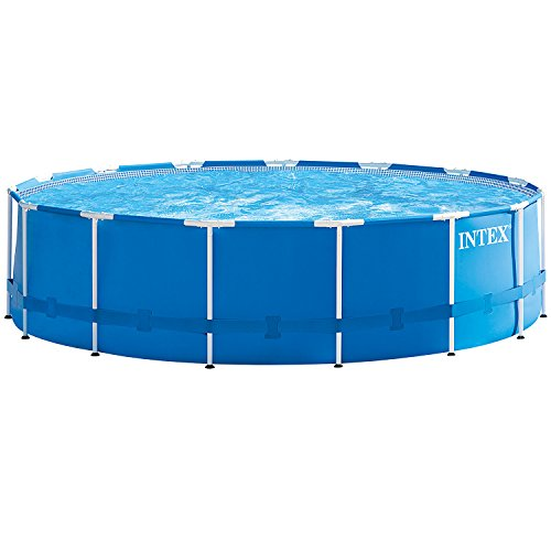 Frame pool 457x122 preisvergleiche erfahrungsberichte for Pool stahlwand erfahrung