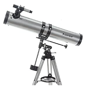 Celestron 21045 114mm Equatorial PowerSeeker Telescope