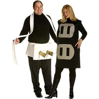 Plug and Socket Set Costume Set - Plus Size - Chest Size 50-52