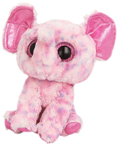 434f571e64f Ty Beanie Boos Ellie Pink Speckled Elephant Regular Plush
