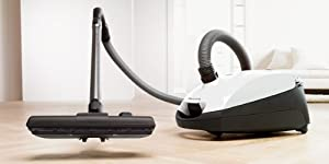 Miele S2121 Olympus Canister Vacuum Review