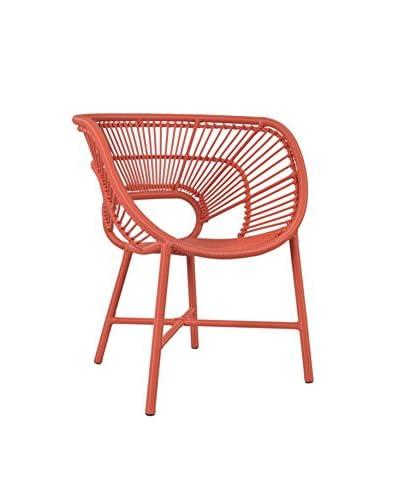 Jeffan Origin Outdoor Chair, Orange