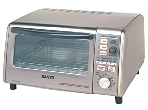 Sanyo SK-VF7S Stainless-Steel Digital Convection Oven