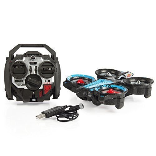 Air Hogs RC Helix X4 Stunt 2.4 GHz Quadcopter, Blue/Red ,#G14E6GE4R-GE 4-TEW6W272801 (Quad Copter Airhogs compare prices)