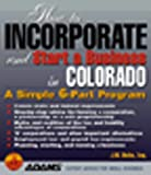 How to Incorporate and Start a Business in Colorado