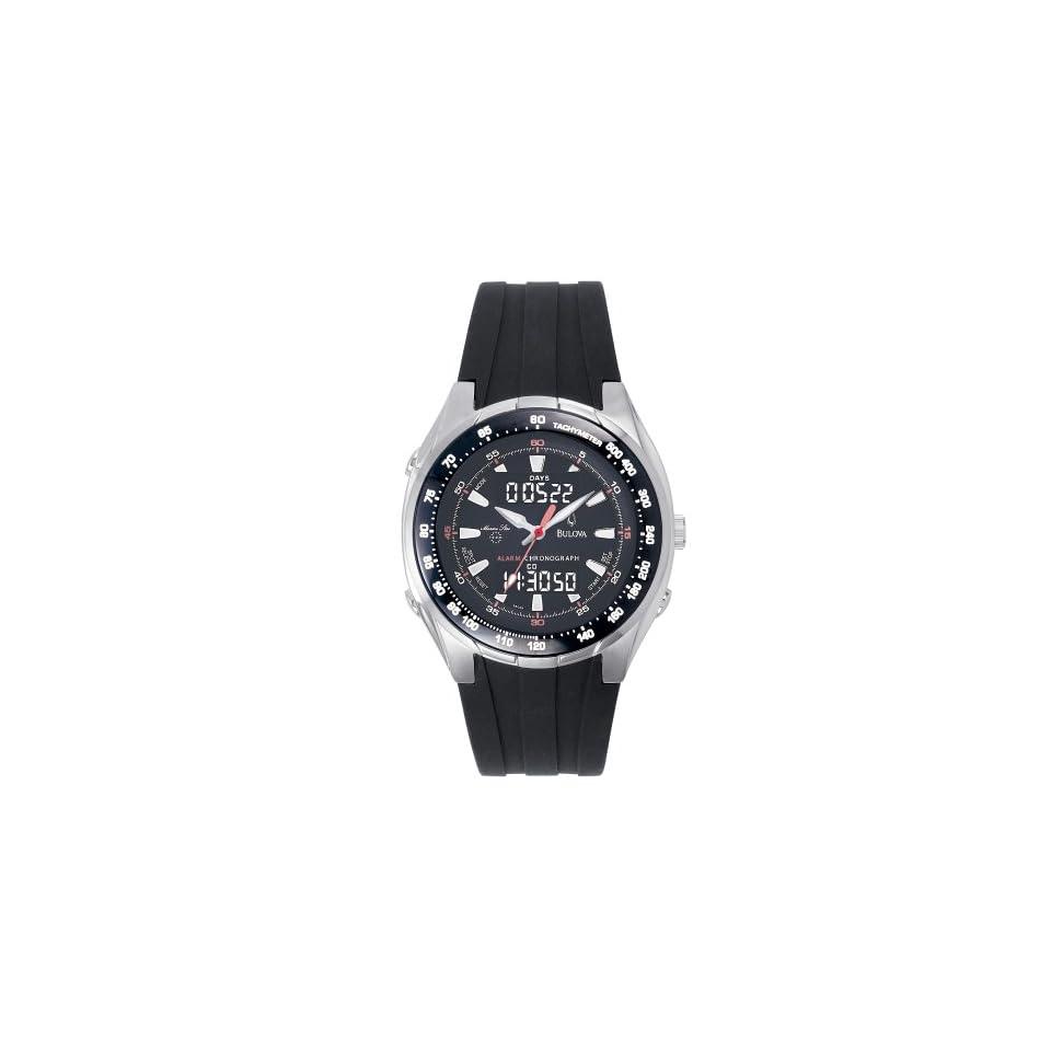 Bulova Mens 98C69 Marine Star Chronograph Watch