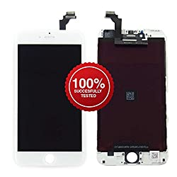 Original LCD Touch Screen Digitizer Frame assembly for iPhone 6S ( 4.7
