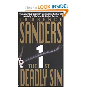 The First Deadly Sin - Lawrence Saunders