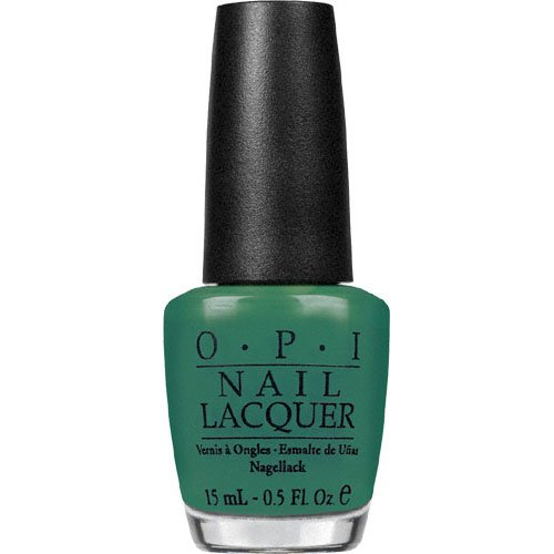OPI ネイルラッカー H45 15ml JADE IS THE BLACK
