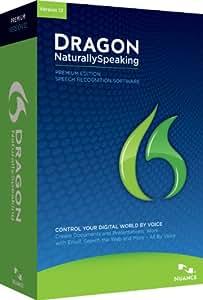 Dragon NaturallySpeaking Premium v12