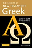 The Elements of New Testament Greek (0521755514) by Jeremy Duff