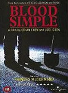 Blood Simple [DVD] [1984]