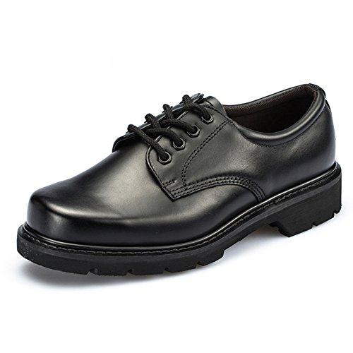 Scarpe in vera pelle/ vestito/Traspirante scarpe grande-A Lunghezza piede=24.3CM(9.6Inch)