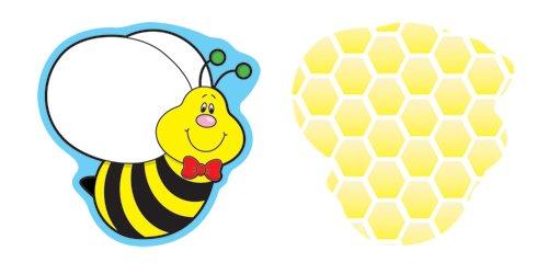 Carson Dellosa Bees Cut-Outs (120015)